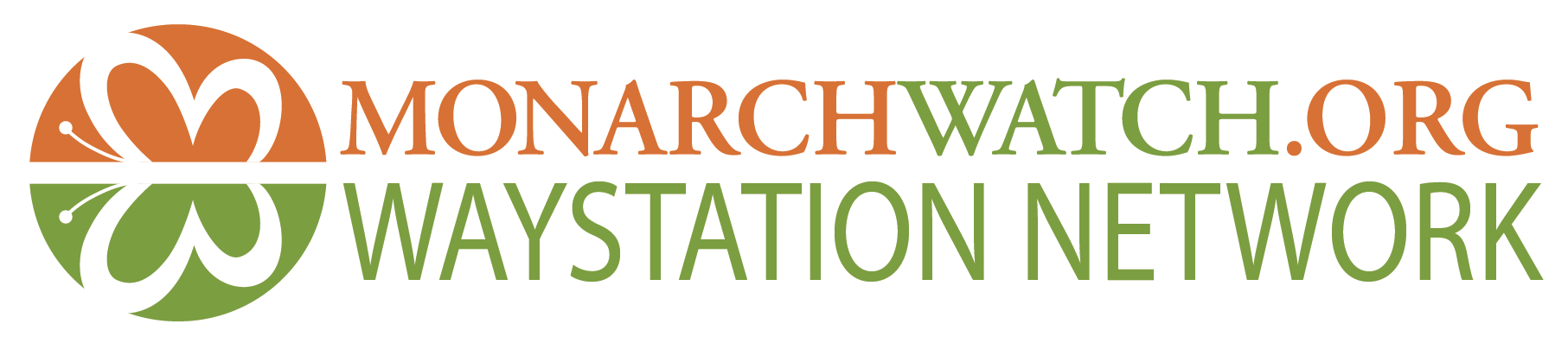 Monarch Waystation Network Logo